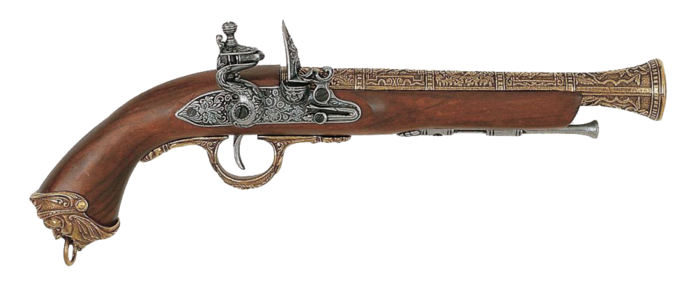 Пистолет итальянский.