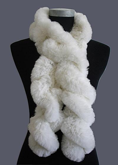 Как я вяжу из меха. вязание.  Без заголовка 501.