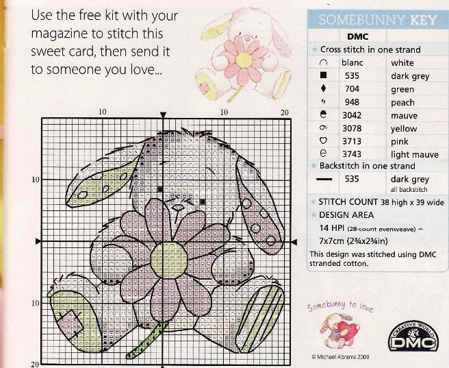 Легкие схемы вышивки крестом .  Кройка, шитье, вязание - способы и приемы.