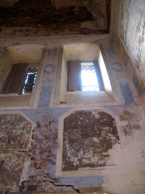 45 Покровское на Могзе остатки росписи (480x640, 95Kb)