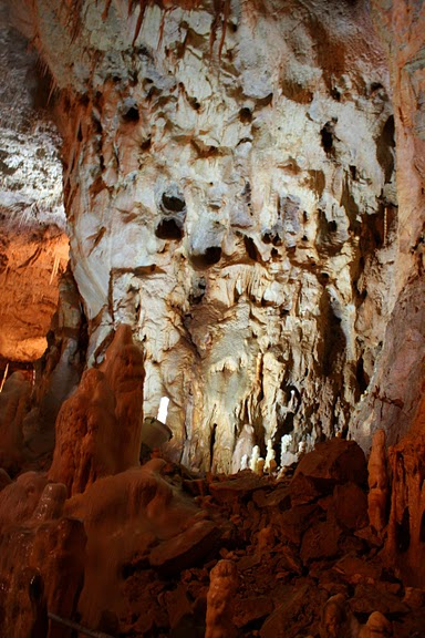 Медведь Пещера в селе Chiscau - Румыния - Bears' Cave, Chiscau, Romania, 84115