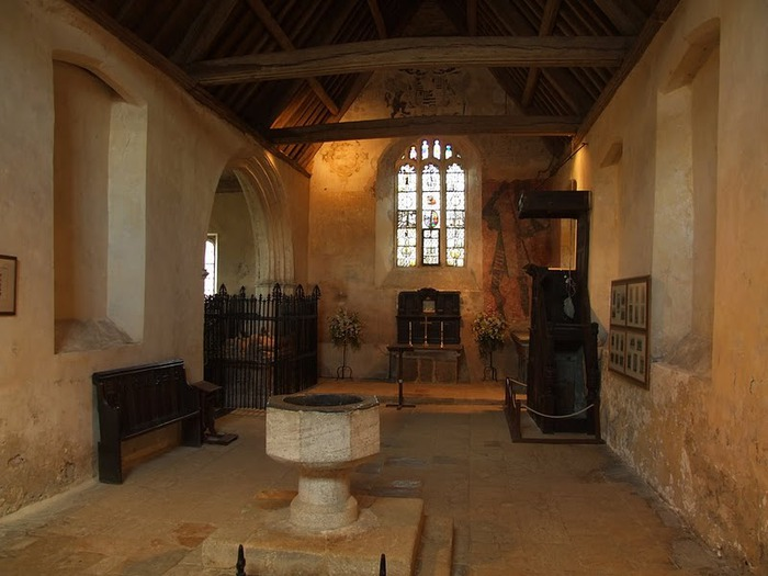 Замок Фарлейг Хангерфорд - Farleigh Hungerford Castle 83682