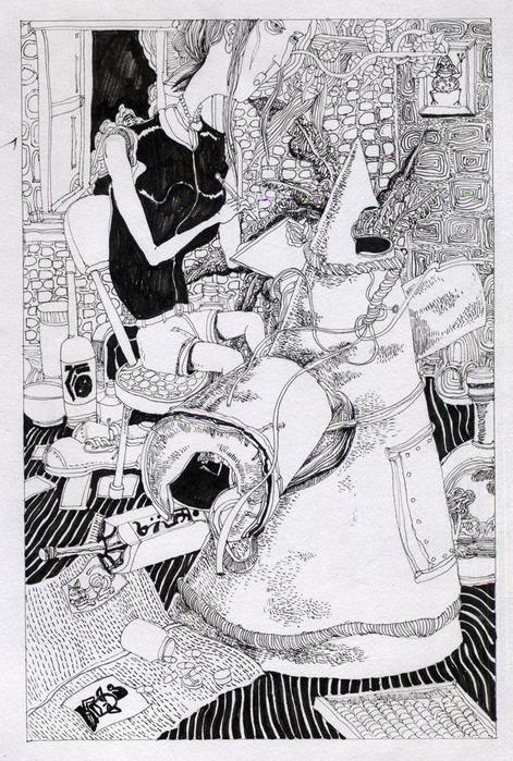 Иллюстрации и графика от huangchaogui 42