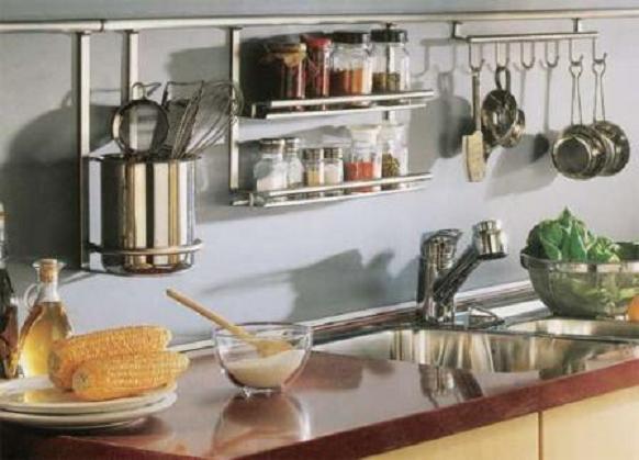 Держатели для кухонной утвари - современные рейтинги и класс.