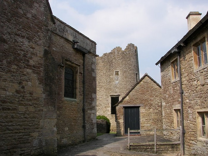 Замок Фарлейг Хангерфорд - Farleigh Hungerford Castle 97336