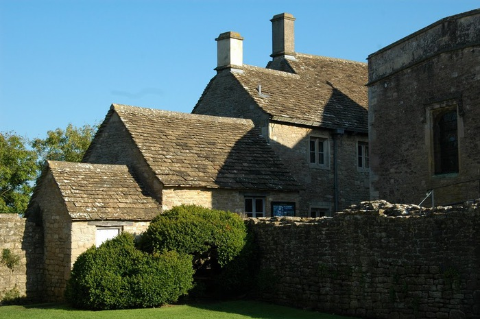 Замок Фарлейг Хангерфорд - Farleigh Hungerford Castle 70775