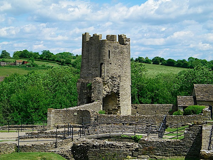 Замок Фарлейг Хангерфорд - Farleigh Hungerford Castle 16397
