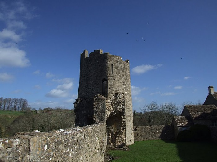 Замок Фарлейг Хангерфорд - Farleigh Hungerford Castle 15820