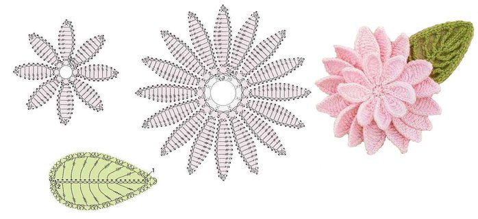 单元花型图解(17)