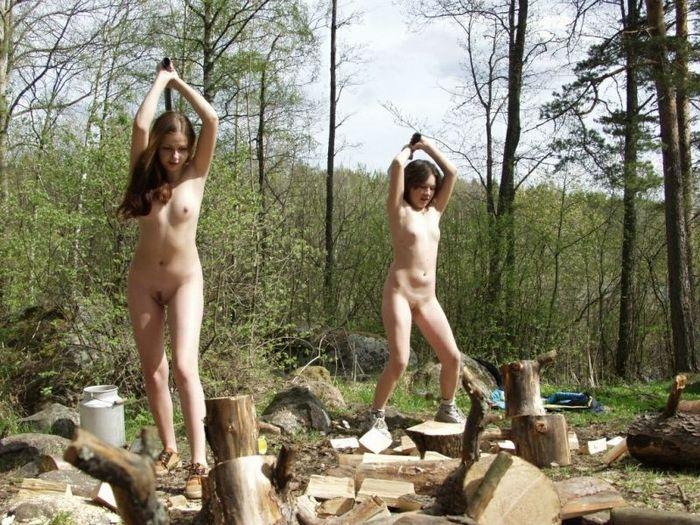 Фото нудистов в азии 6 фотография