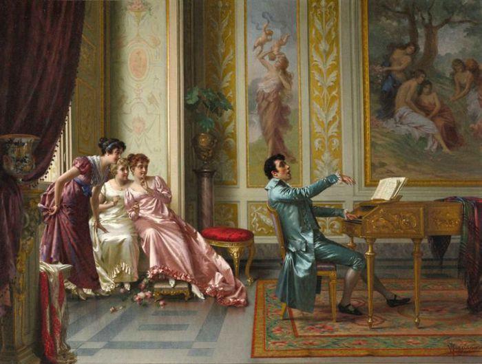 vittorio-reggianini-italian-1858-1938-e28093-la-romanza-preferita (700x529, 66Kb)