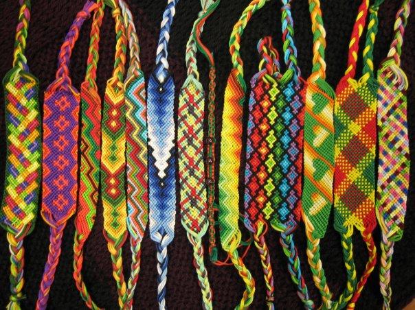 схемы прямого плетения фенечек из мулине. фенечки из мулине схемы.