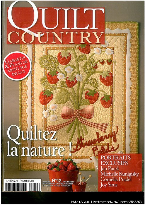 Country Quilt 12 (495x700, 321Kb)