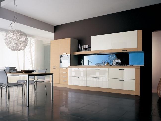 Фабрика: Gicinque cucine.  Стиль: Модерн.  Вид.