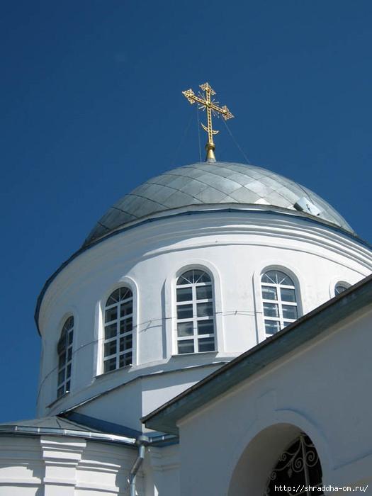 Дивногорье, май 2011, Успенский Мужской монастырь (525x700, 150Kb)