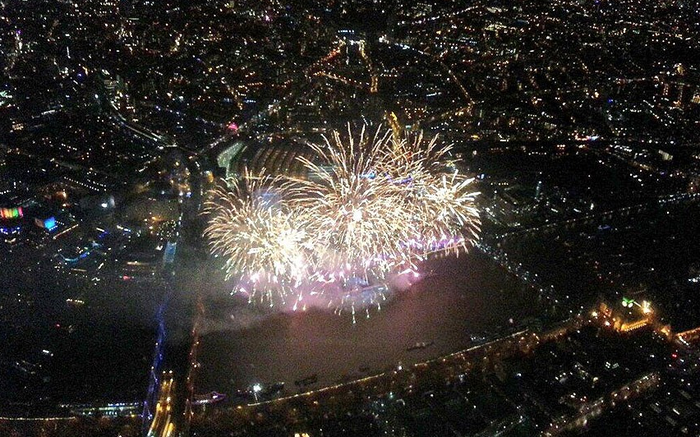 Новый год 2014 в картинках