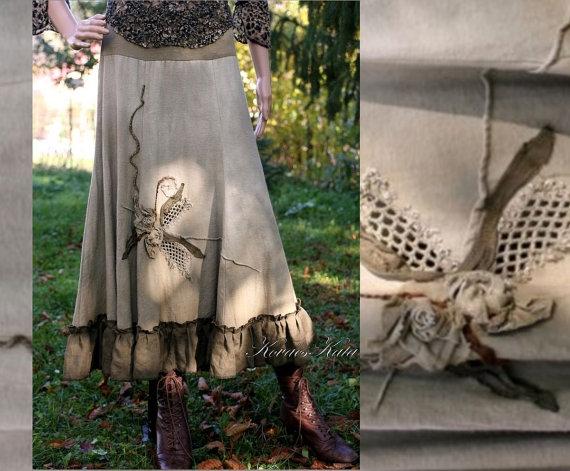 Текстильный бохо-стиль своими руками 8