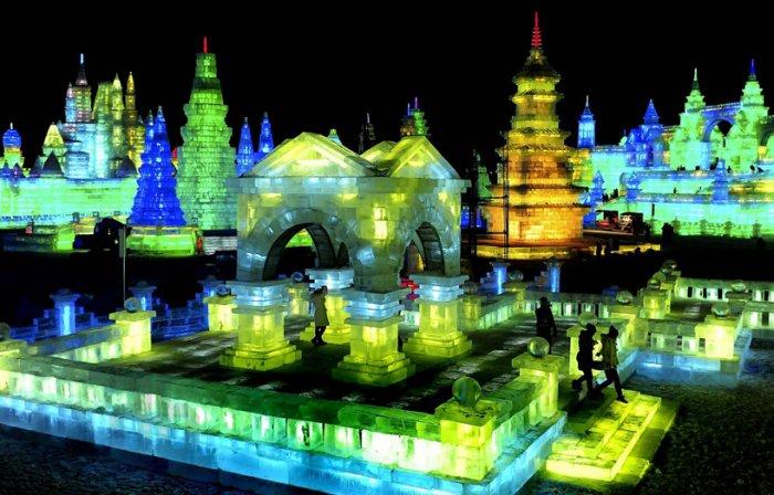 фестиваль ледяных скульптур харбина 8 (700x448, 339Kb)