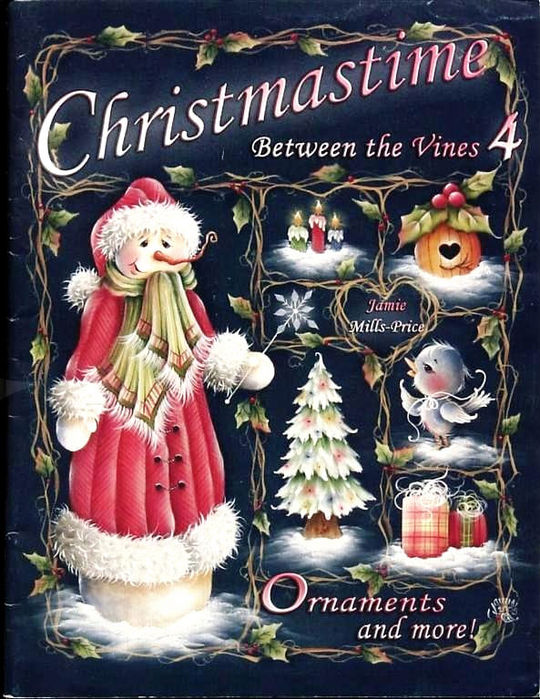 Christmastine Between the Vines n4 (540x700, 117Kb)