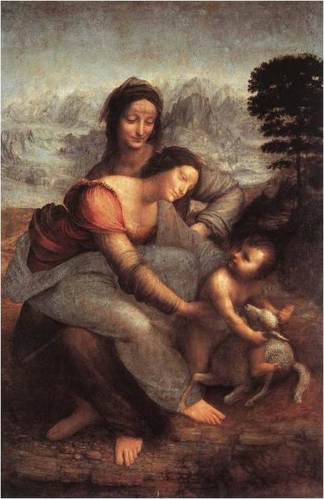 20 Леонардо да Винчи (454x700, 327Kb)