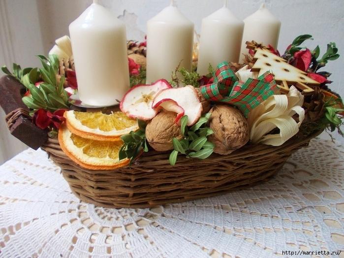 рождественский венок из грецких орехов (22) (699x524, 316Kb)