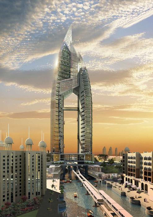 Trump-Hotel-Dubai (494x700, 409Kb)