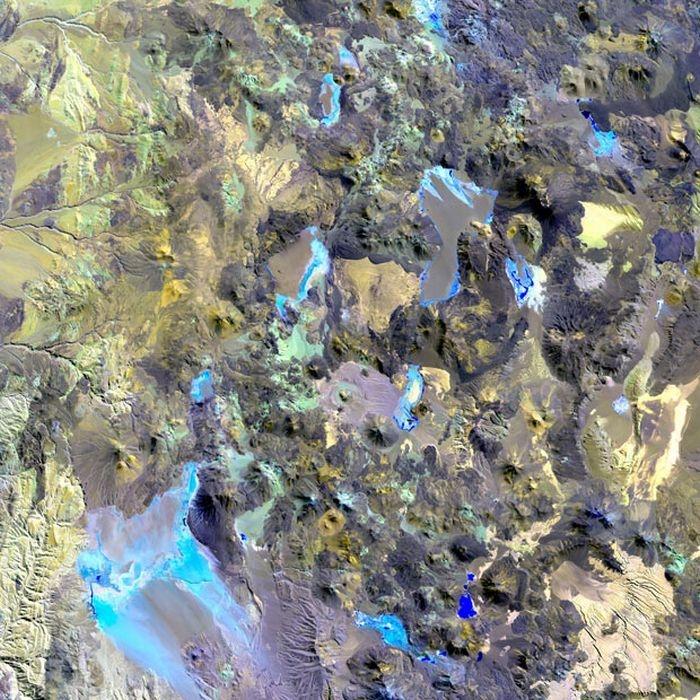 жительство странное фото из космоса больше