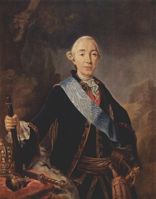 Pfandzelt_Lucas_Conrad_Portrait_of_the_Russion_Emperor_Peter_III_art_b (550x700, 250Kb)