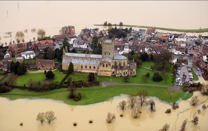 Сказочные пейзажи Англии
