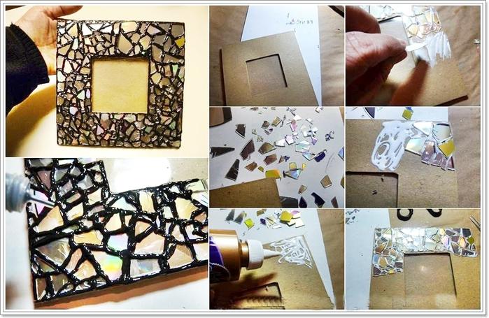 Идеи рамок своими руками фото