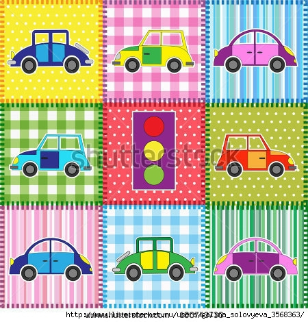 stock-vector-patchwork-with-cartoon-cars-babies-background-100743730 (450x470, 209Kb)