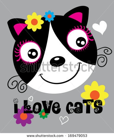 stock-vector-cute-cat-169479053 (384x470, 78Kb)