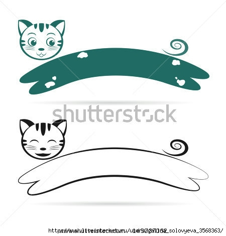 stock-vector-vector-image-of-an-cat-on-a-white-background-145037032 (450x470, 62Kb)