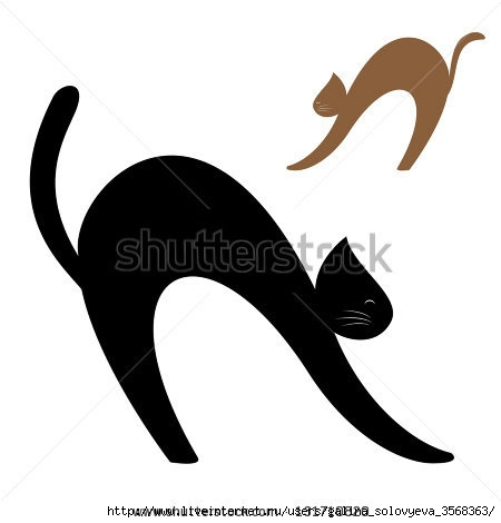 stock-vector-vector-image-of-an-cat-on-white-background-131710820 (450x470, 47Kb)