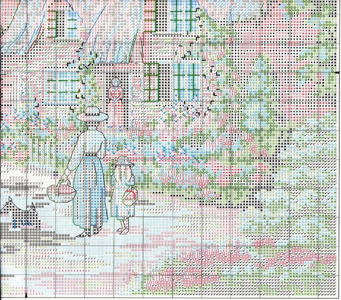 Stitchart-The-Postman4 (700x617, 889Kb)