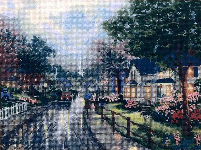 Stitchart-Hometown-Memories0 (700x521, 568Kb)