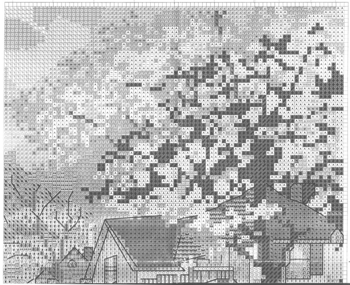Stitchart-Hometown-Memories2 (700x570, 344Kb)