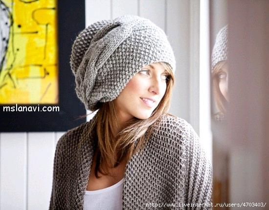 вязаная-шапка-спицами (550x430, 203Kb)