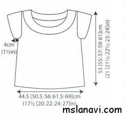пуловер-с-косами-и-выкройка (242x227, 21Kb)