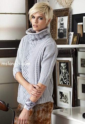 пуловер-с-косами-перед (343x500, 213Kb)