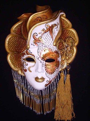 И саму маску, и вышивальную
