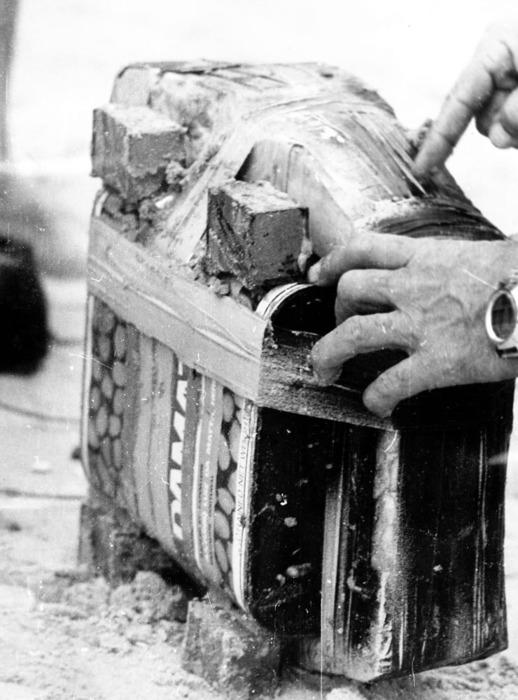 Самодельное взрывное устройство. п. Луанда, Ангола 1984 год.-2 (518x700, 93Kb)