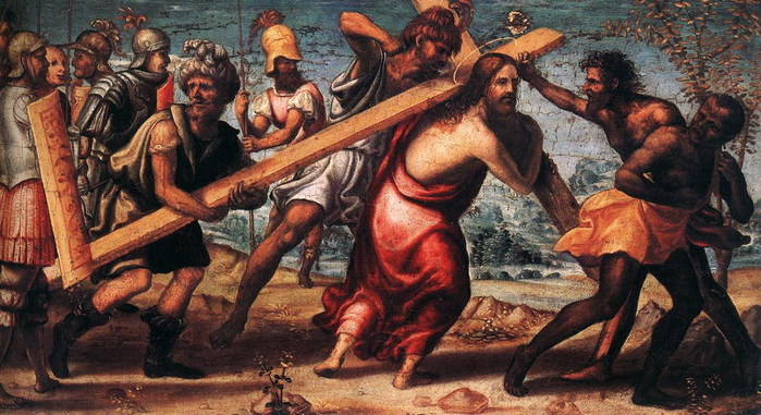 The Road to Calvary  1510 (700x381, 119Kb)
