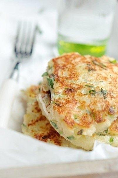 картофельные оладьи с сыром (402x604, 105Kb)