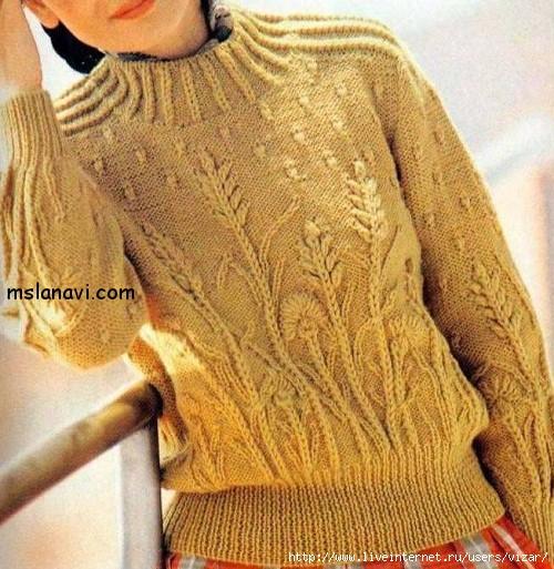 пуловеры-с-цветами-1 (500x513, 247Kb)