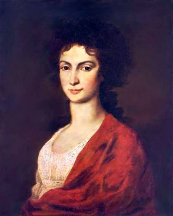 портрет Мария Антоновна Нарышкин (560x700, 34Kb)