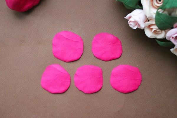 Розы из полимерной глины. СЕРДЦЕ ИЗ РОЗ (6) (600x400, 120Kb)