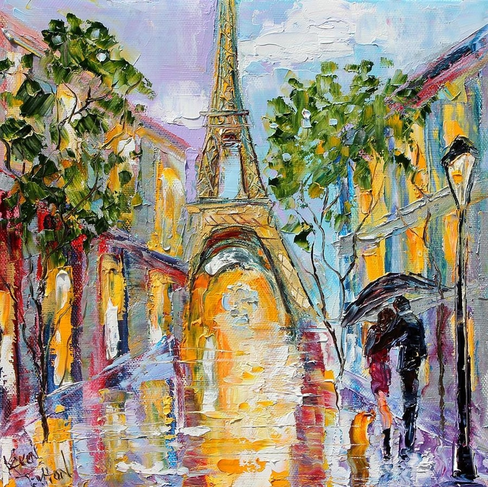 paris-rainy-glow-karen-tarlton (700x699, 550Kb)