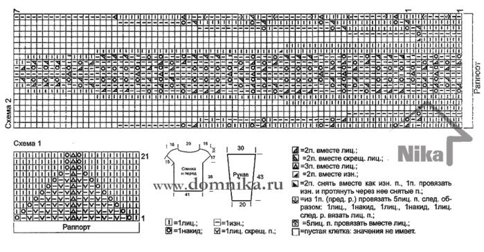 zhenskij-sviter-s-azhurnoj-koketkoj (700x364, 312Kb)