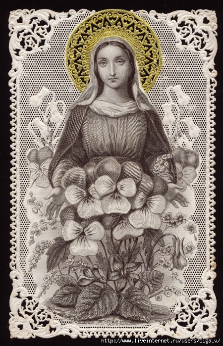 4964063_Virgin_with_pansies_Bouasse_Lebel_186 (450x700, 376Kb)